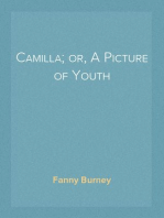 Camilla; or, A Picture of Youth