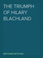 The Triumph of Hilary Blachland