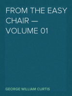 From the Easy Chair — Volume 01