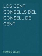 Los Cent Consells del Consell de Cent