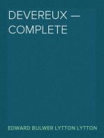 Devereux — Complete