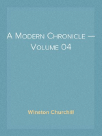 A Modern Chronicle — Volume 04