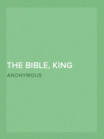 The Bible, King James version, Book 4