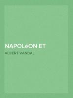 Napoléon et Alexandre Ier (1/3) L'alliance russe sous le premier Empire