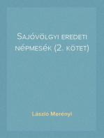 Sajóvölgyi eredeti népmesék (2. kötet)