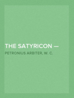 The Satyricon — Volume 06