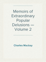 Memoirs of Extraordinary Popular Delusions — Volume 2
