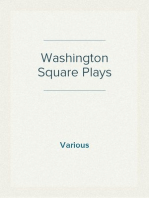 Washington Square Plays