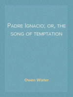 Padre Ignacio; or, the song of temptation