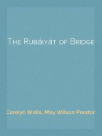 The Rubáiyát of Bridge
