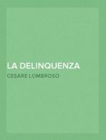 La delinquenza nella Rivoluzione francese La vita italiana durante la Rivoluzione francese e l'Impero