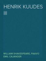 Henrik Kuudes III