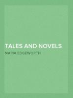 Tales and Novels — Volume 03 Belinda