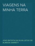 Viagens na Minha Terra (Volume I)