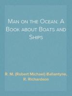 Man on the Ocean
