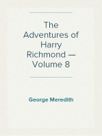 The Adventures of Harry Richmond — Volume 8