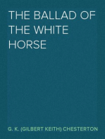 The Ballad of the White Horse