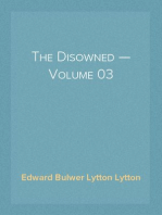 The Disowned — Volume 03