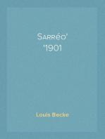 Sarréo 1901