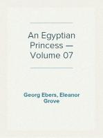 An Egyptian Princess — Volume 07