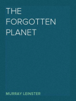 The Forgotten Planet