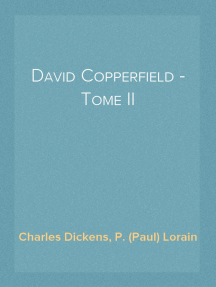 David Copperfield - Tome II