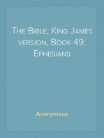 The Bible, King James version, Book 49