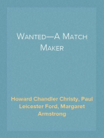 Wanted—A Match Maker