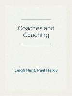 Coaches and Coaching