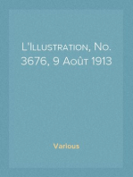 L'Illustration, No. 3676, 9 Août 1913