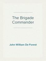 The Brigade Commander