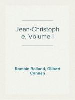 Jean-Christophe, Volume I