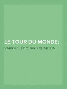 Le Tour du Monde; Une peuplade Malgache Journal des voyages et des voyageurs; 2e Sem. 1905