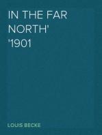 In The Far North 1901
