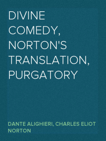 Divine Comedy, Norton's Translation, Purgatory