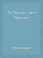 The Second Class Passenger Fifteen Stories