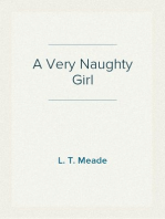 A Very Naughty Girl