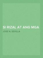 Si Rizal at ang mga Diwata Zarzuelang Tagalog na may Dalawang Yugto