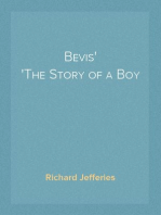 Bevis The Story of a Boy