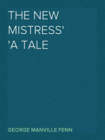 The New Mistress A Tale