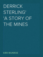 Derrick Sterling A Story of the Mines