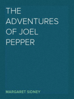 The Adventures of Joel Pepper