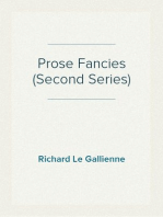 Prose Fancies (Second Series)