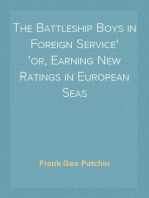 The Battleship Boys in Foreign Service or, Earning New Ratings in European Seas