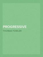 Progressive Morality An Essay in Ethics