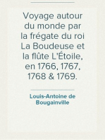 Voyage autour du monde par la frégate du roi La Boudeuse et la flûte L'Étoile, en 1766, 1767, 1768 & 1769.