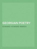 Georgian Poetry 1916-1917