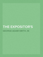 The Expositor's Bible The Book of Isaiah, Volume II