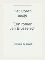 Het ivoren aapje Een roman van Brusselsch leven