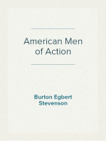 American Men of Action